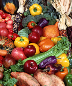 produce rainbow nutrition
