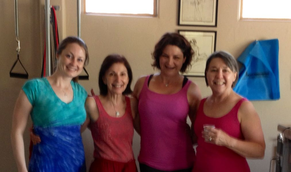 PIlates Chair Quartet- Thursday Group